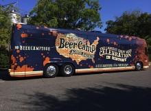 2014 Sierra Nevada Beer Camp Across America Tour Bus