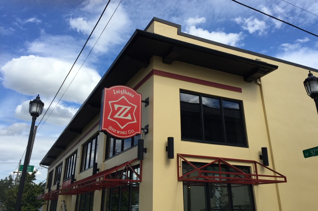 Zoiglhaus Brewing Co. in Lents, Portland, Oregon