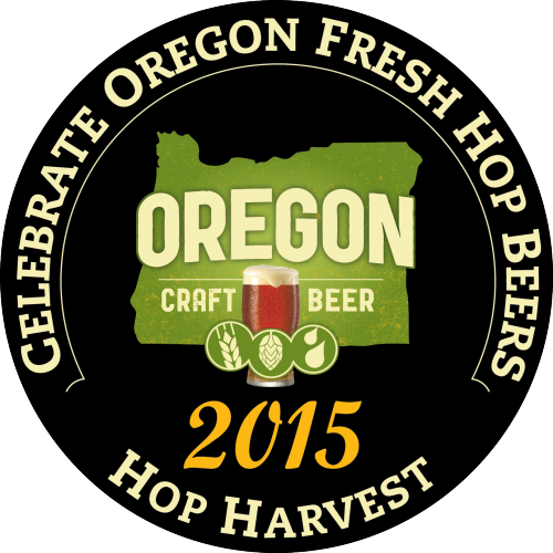 2015 Oregon Craft Beer Fresh Hop Beers Hop Harvest
