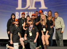 Barley Brown's Beer receives its second of two 2015 GABF Gold Medals