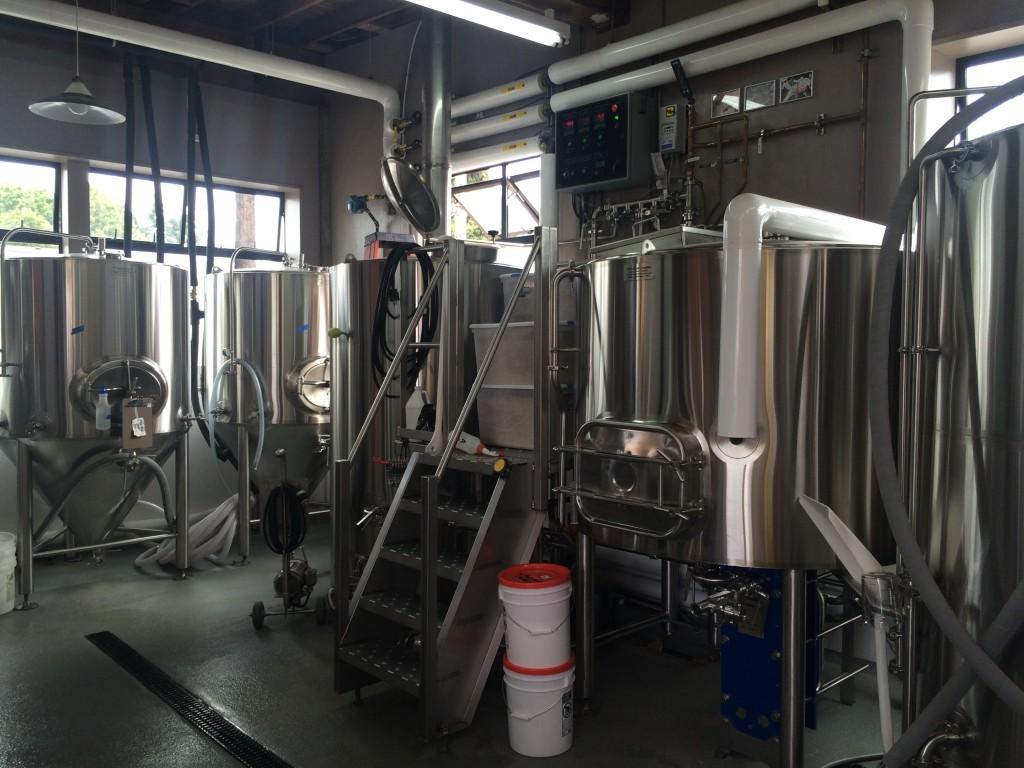 Brewery at Montavilla Brew Works