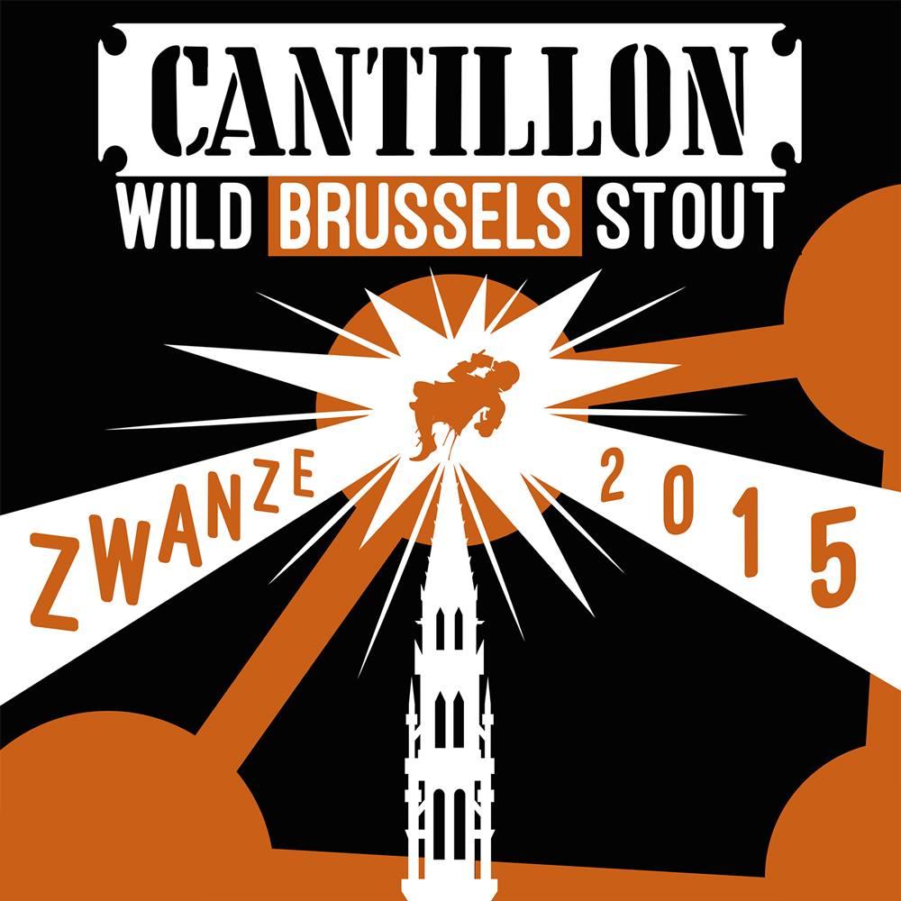 Cantillon Zwanze 2015 Wild Brussels Stout