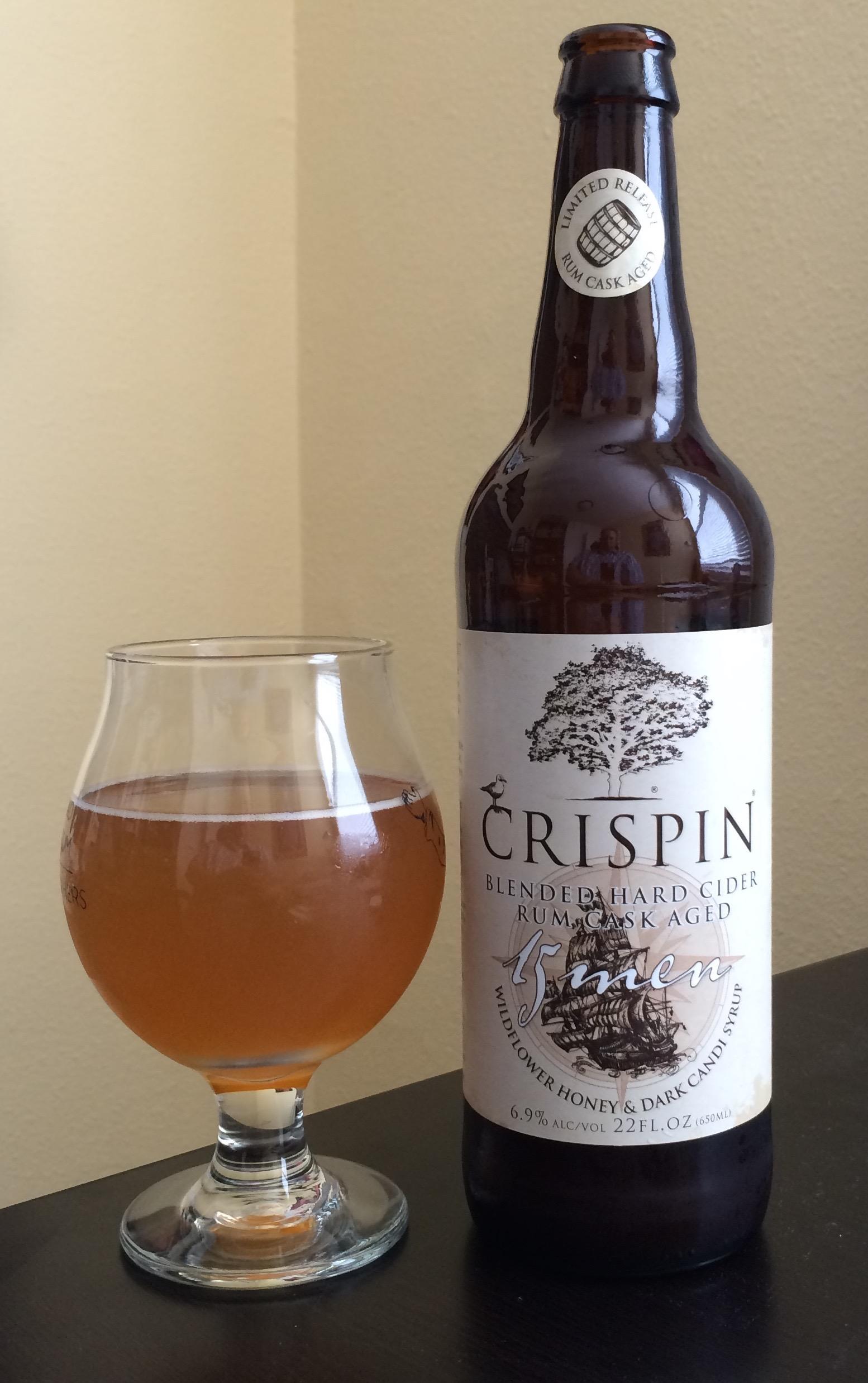 Crispn Cider 15 Men Barrel Aged Cider