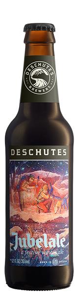 Deschutes Jubelale Bottle 2015