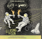 Ecliptic & Cigar City Ellipsing The Sun Label
