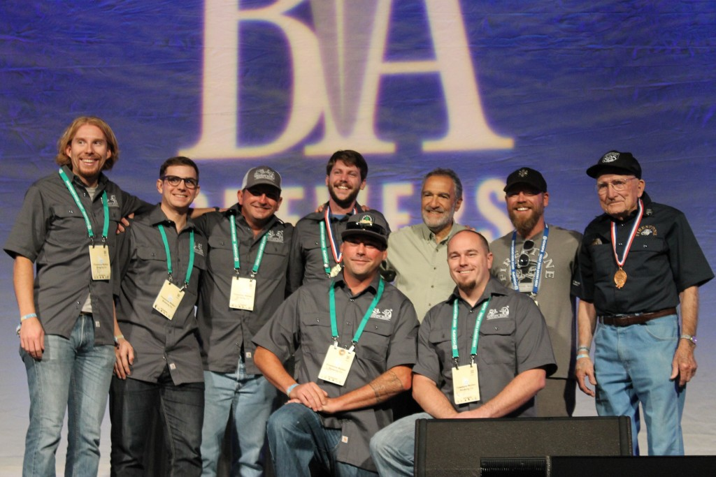 Firestone Walker at the 2015 GABF Awards