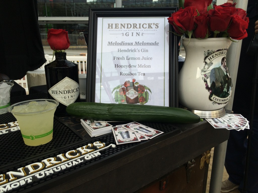 Hendricks Gin at Feast Portland Sandwich Invitational
