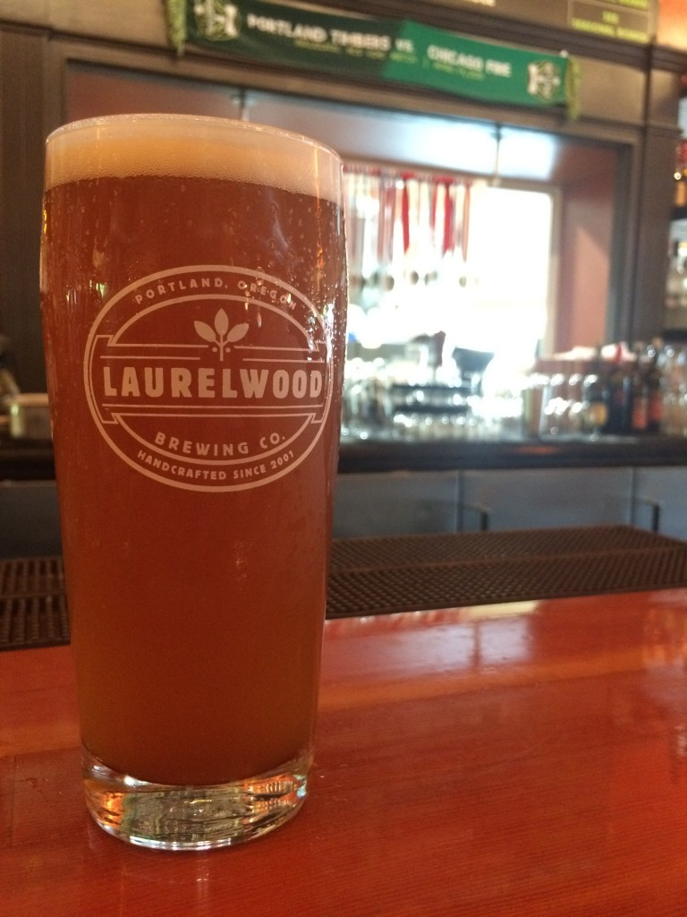 Laurelwood brewing embraces fresh hop season with six for Laurel wood
