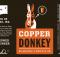 No-Li Copper Donkey Label
