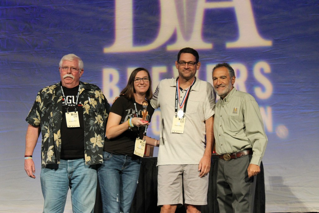 Rogue at 2015 GABF AwardsJPG