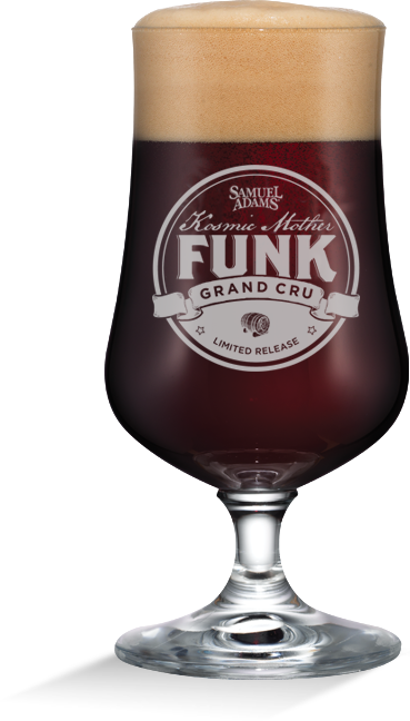 Samuel Adams Kosmic Mother Funk (KMF) Grand Cru