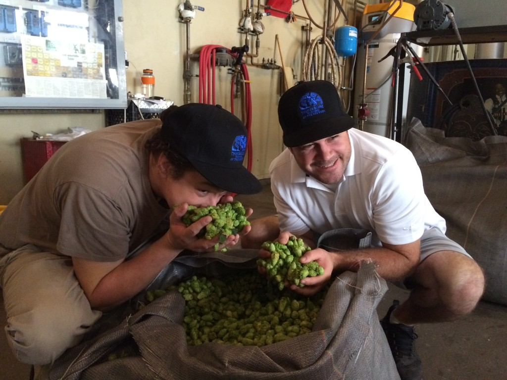 Smell the Fresh Simcoe Hops at McMenamins