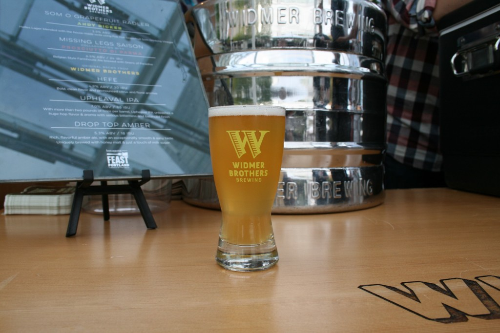 Widmer at Feast Portland Sandwich Invitational
