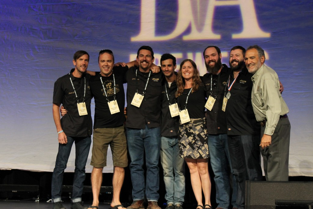 pFriem Family Brewers Receives a Silver Medal at 2015 GABF for its Pilsner