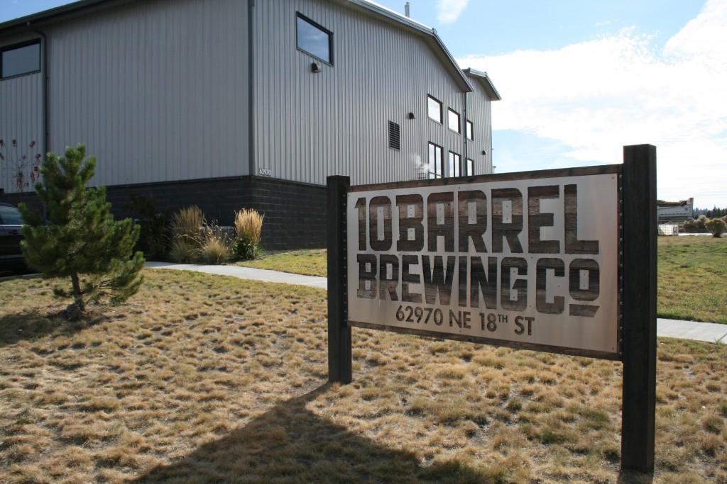 10 Barrel Brewing of Bend, Oregon