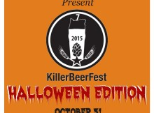2015 Bier Stein Killer Beer Fest Halloween Edition