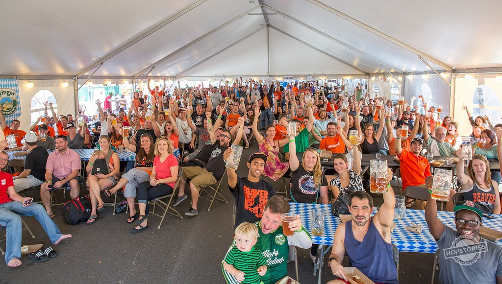 2015 Bloktoberfest Group Shot (photo courtesy of Hopstories)