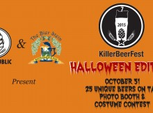 2015 KillerBeerFest Eugene Edition