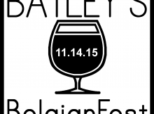 Bailey's Taproom's BelgianFest 2015