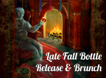 Block 15 Late Fall Bottle Release & Brunch