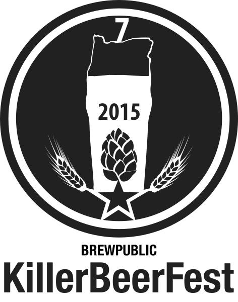 Brewpublic Baileys Taproom Killer Beer Fest Logo