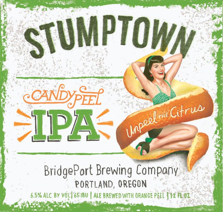 BridgePort Brewing CandyPeel IPA