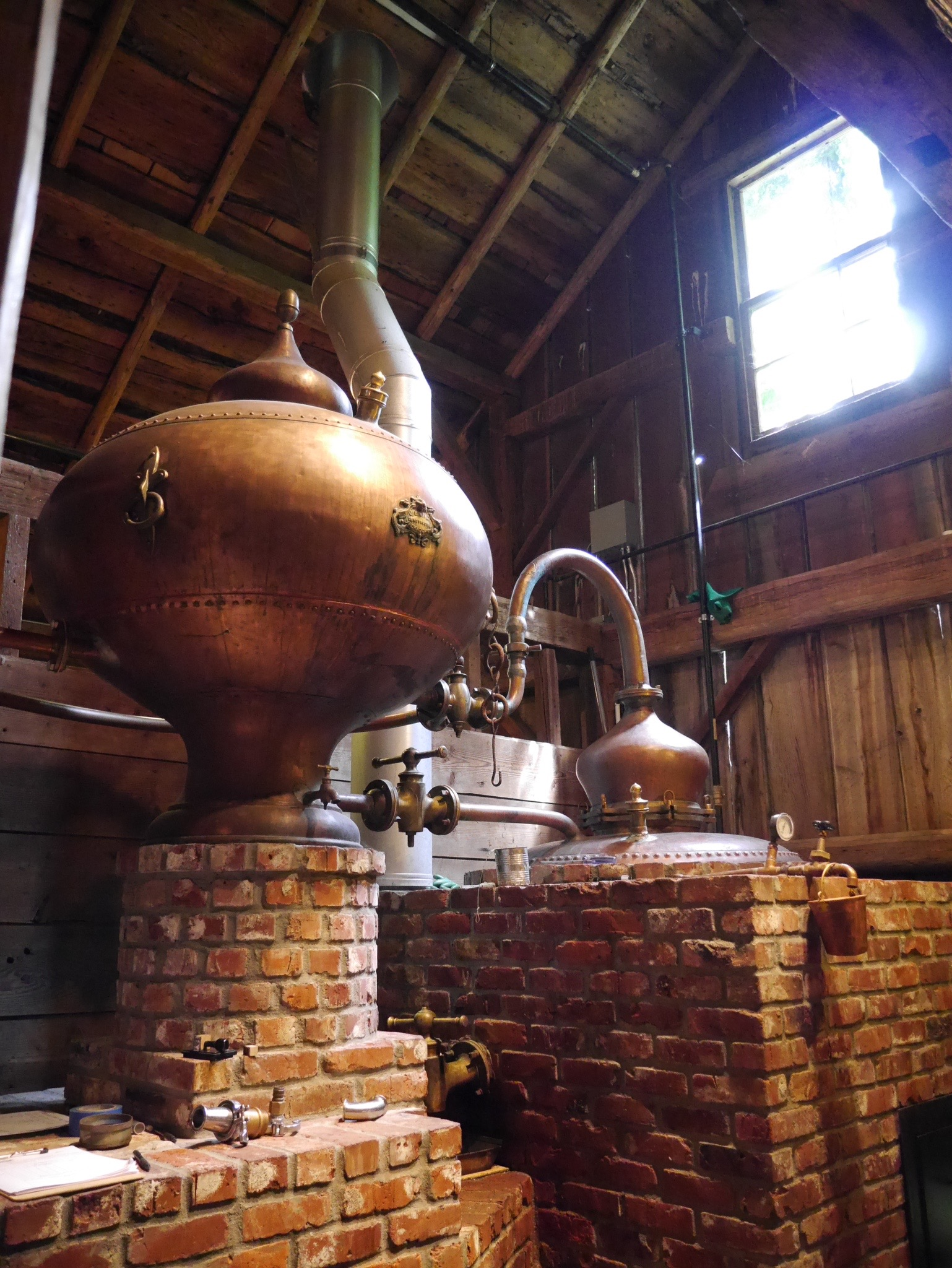 Cognac Still at Cornelius Pass Roadhouse (photo by Cat Stelzer)