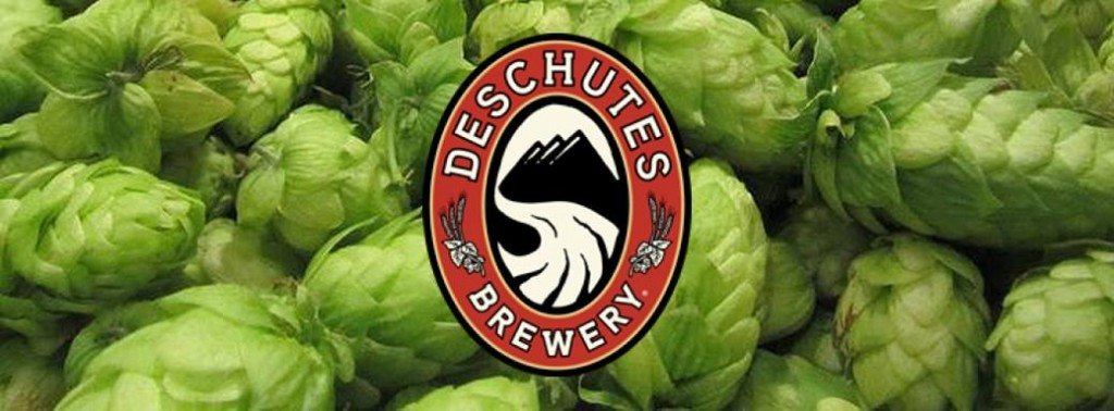 Deschutes Fresh Hop event at Imperial