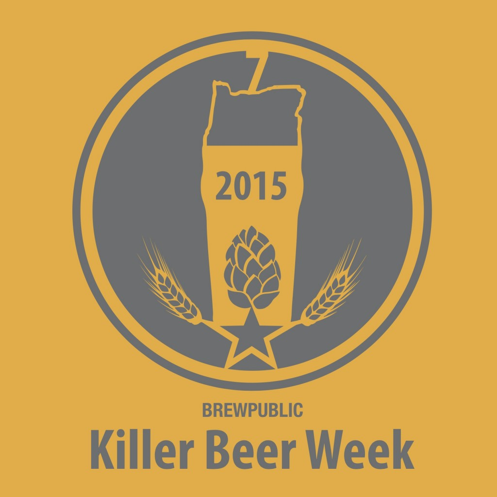 Killer Beer Week - KBW Orange Logo 2015