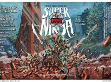 Loowit 3rd Anniversary Celebration and Super Ninja Bottle Release