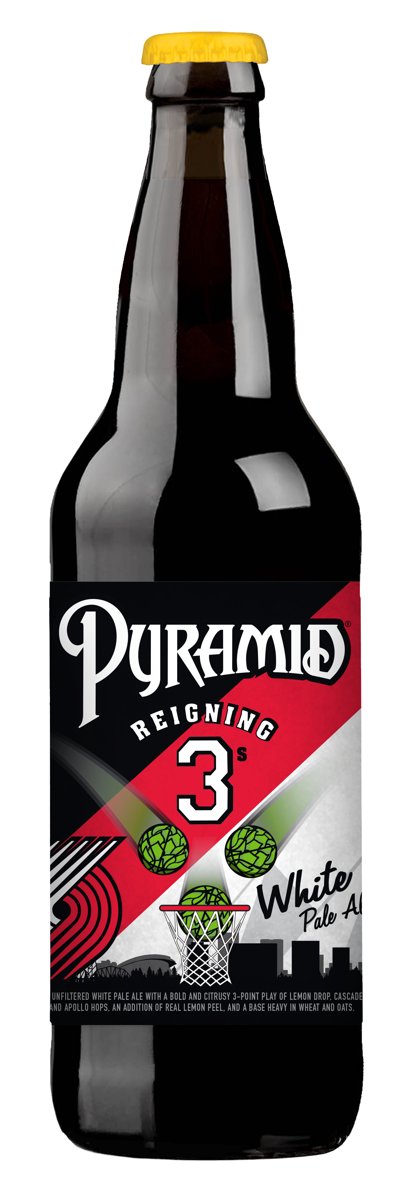 Pyramid Reigning 3s Bottle