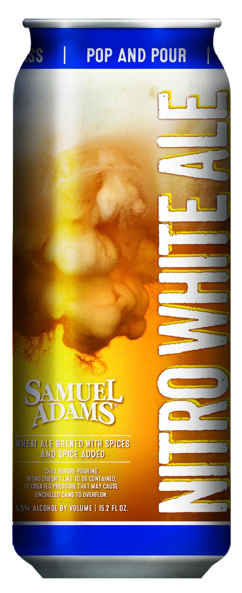 Sam Adams Nitro White Ale