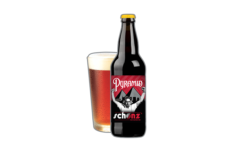 Schonz Red Session Ale