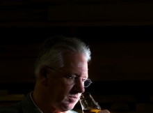 Portlander Stuart MacLean Ramsay once ran the BridgePort Brewpub and is an internationally known spirits expert and a great teacher and raconteur. He's also developing Whisky Back, a series of craft beers designed to complement great whiskys. credit: Ramsay's Dram