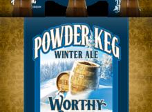 Worthy Brewing Powder Keg Winter Ale 6 Pack