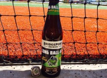BridgePort Long Ball Ale (photo courtesy of BridgePort)