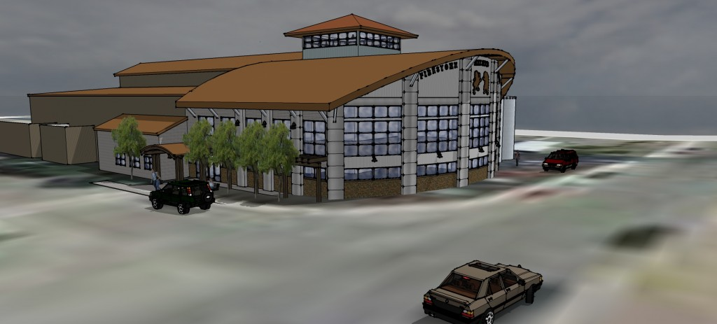Firestone Walker Brewhouse Extension