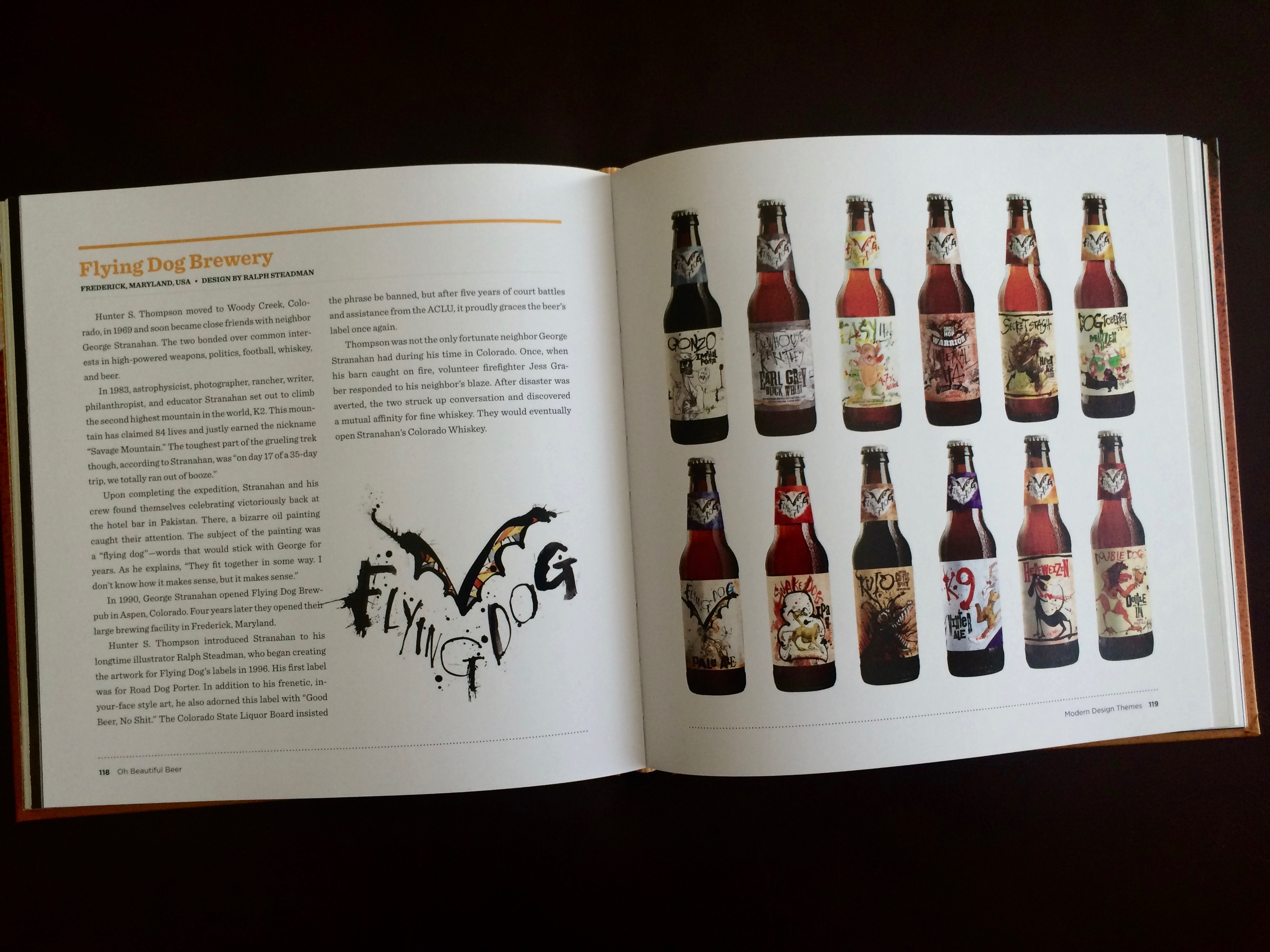 Oh Beautiful Beer The Evolution Of Craft Beer Design By Harvey