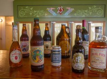 Just a few of the offerings at McMenamins 23rd Avenue Bottle Shop (photo courtesy of McMenamins)