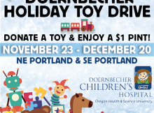 Laurelwood Annual Doernbecher Holiday Toy Drive
