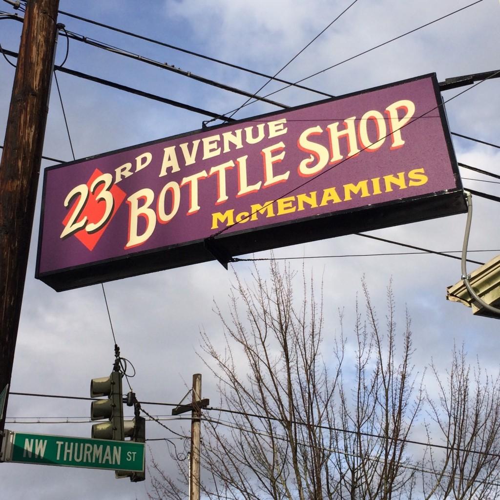 McMenamins 23rd Avenue Bottle Shop (photo by D.J. Paul)