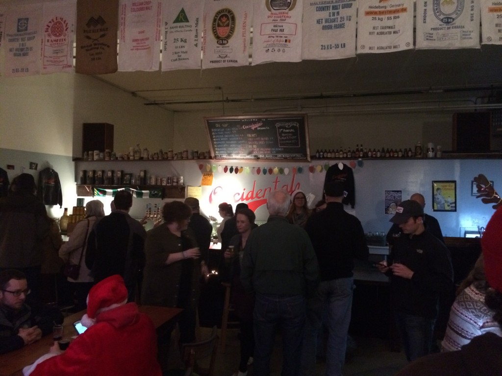 Occidental Brewing Humbug Lager Fest (photo by D.J. Paul)
