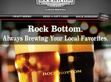 Rock Bottom Portland Special Events for December 2015