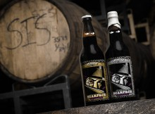 Speakeasy Ales & Lagers Scarface Imperial Stout Original & Barrel-Aged