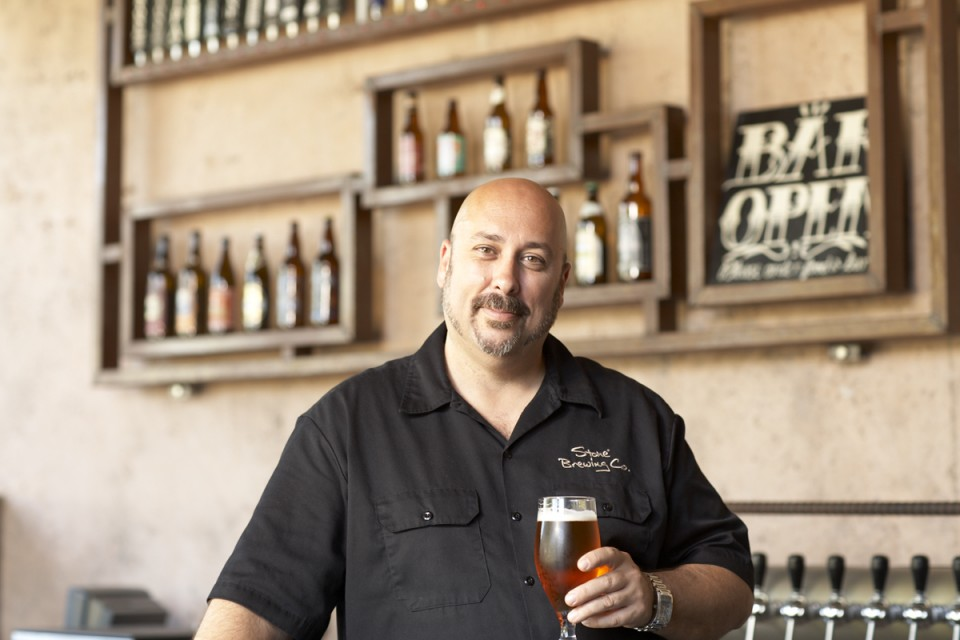 Stone Brewing' s Dr. Bill Sysak