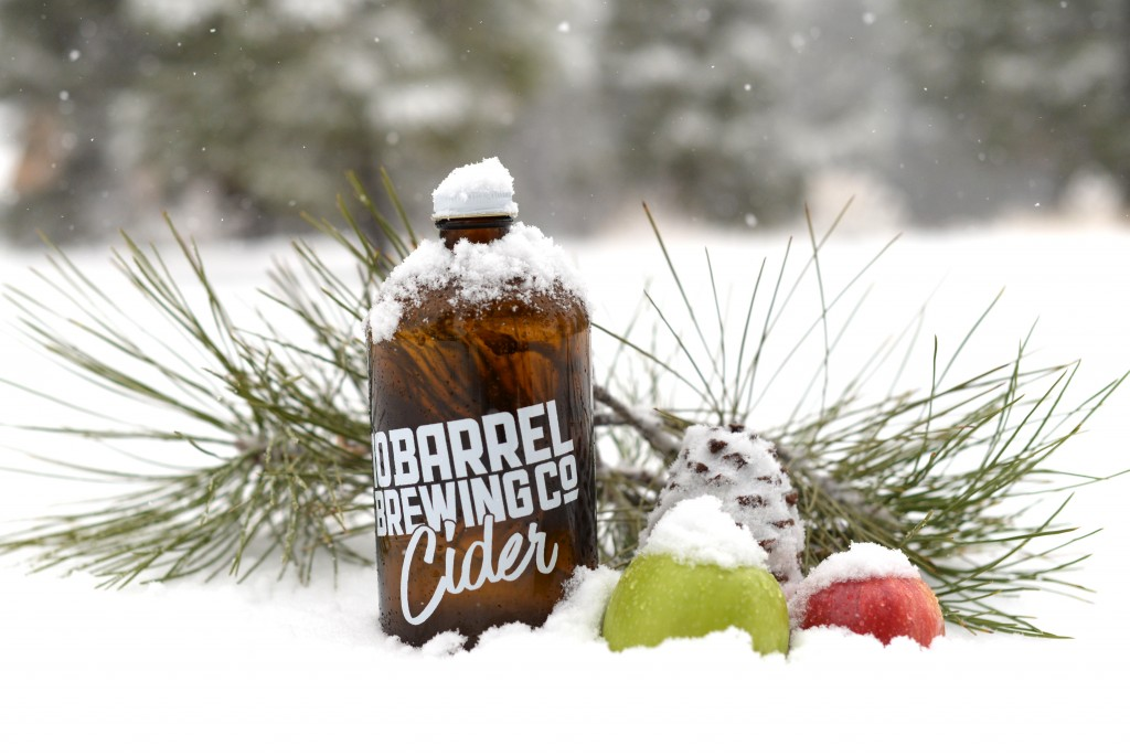 10 Barrel Brewing Co. Bubbly Cider Release (photo courtesy of 10 Barrel Brewing Co.)