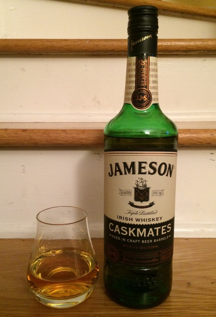 A pour of Jameson Caskmates Sout Edition.jpg