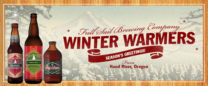 Full Sail Holiday Beers