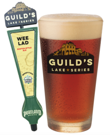 Guild's Lake Wee Lad Scotch-Style Ale