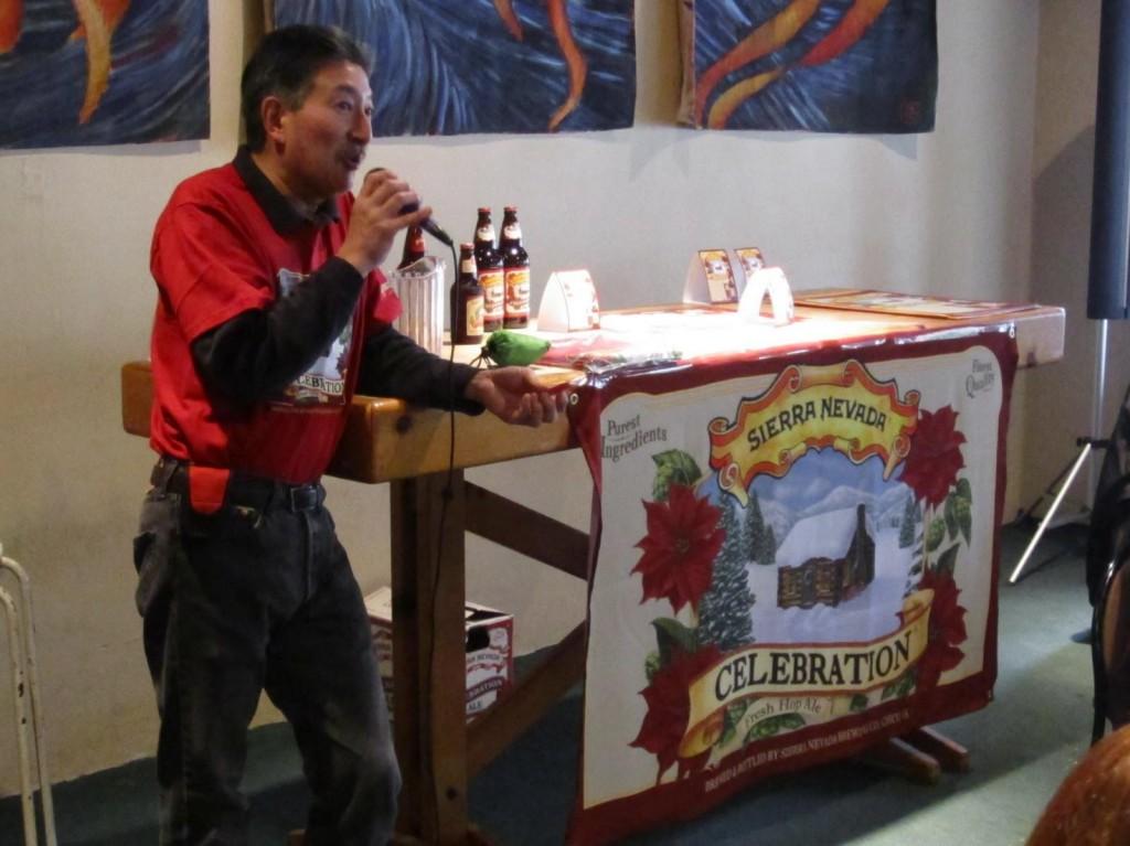 Woodstock Wine & Deli owner Gregg Fujino